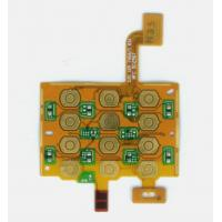 China Yellow Double Sided 2 oz Copper PCB Rigid Flex Circuit Board Fabrication wholesale
