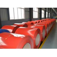 China PPGL / PPGI Color Coated Aluminum Coil For Construction Roofing Sheet 3 - 7Mt wholesale