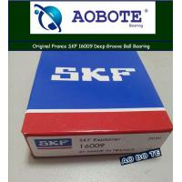 China Low Vibration Deep Groove Ball Bearing Sweden SKF 16009 wholesale