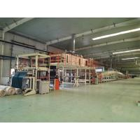 China 220cm Adjustable PVC Carpet Tiles Backing Production Line Including Cutter wholesale