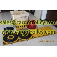 China Heavy duty air transporters air movers applications on sale
