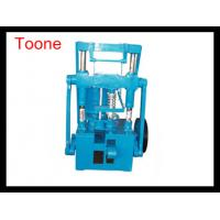 China Double column 160 honeycomb briquette forming machine wholesale