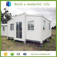 China low cost combined prefabricated shipping container house for sale wholesale