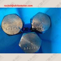 Buy cheap hex thin nuts 254SMO 1.4547 din555 hex nuts from wholesalers