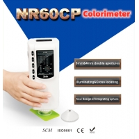 China NR60CP CE Confirmed CIE Lab Color Difference Meter wholesale