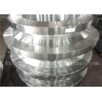 Quality A350 LF2 Valve Forging Valve Body Proof Machining UT Test , ASTM / ASME for sale
