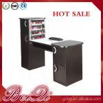 China Nail salon equipment supplies wholesale manicure table vacuum and nail salon furniture wholesale