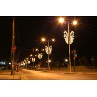 Outside christmas decorations pole lights of item 104439646 for 180 degrees christmas decoration