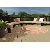 China Waterproof Oak WPC Composite Decking recyclable with Co-extrusion Decks wholesale
