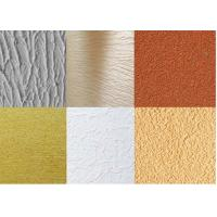 China Waterproof  Highly Cost Effective Sand Textured Wall Paint For Building Coating wholesale
