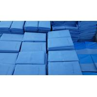 China Anti Static Sterile Blue Non Woven Surgical Drapes for Hospital Surgery wholesale