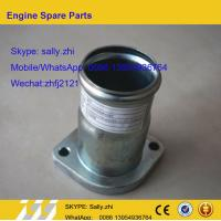 China sdlg Connector Water Outlet C3944429 , 4110000081057, DCEC engine  parts for  DCEC  Diesel Dongfeng Engine on sale