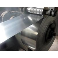 China Grade 430/420/410 Cold Rolled Stainless Steel Strip Coil 2mm-600mm Width wholesale