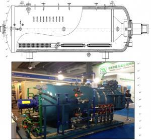 Quality Large Industrial CE Composite Autoclave φ 1.6MX6M For Carbon Fiber for sale