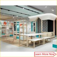 China Top quality wooden Shoe shop furniture for shoe store on sale