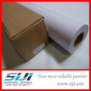 Buy cheap Permanent Self Adhesive Vinyl, Black Glue from wholesalers
