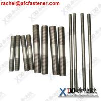 China din976 stud bolts Inconel625 wholesale