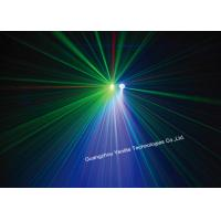 Red / Green 50mW - 150mW DMX Laser Lights Stage Light For Bar Show