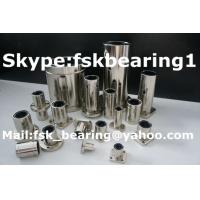 Quality Lm60uu Aj 6 Linear Ball Bushings Works With 60mm Shafts Electroplated Bearing Elements for sale