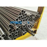 China Bright Annealed Tubing ASTM A269 25.4mm x 2.11 mm , Seamless Stainless Steel Tube wholesale