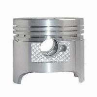 China Piston for motorcycle, OEM orders are welcome wholesale