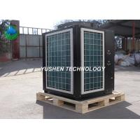 China Compact Structure Swimming Pool Air Source Heat Pump For Home Pool / Villa Pool wholesale