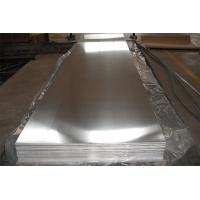 China Construction Aluminum Alloy Sheet 0.18 - 200mm Mirror Finish Aluminum Sheet Decorative wholesale
