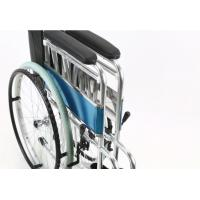 China Manual alumium lightweight wheelchair foldable wholesale