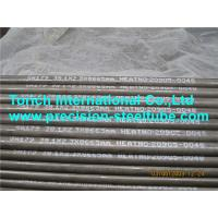 China ASTM A178 / A178M Carbon Steel Heat Exchanger Tubes , Electric Resistance Welding Pipe wholesale
