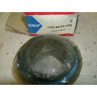 China SKF GEH 45 ES-2RS Radial spherical plain bearing 45x75x43mm on sale