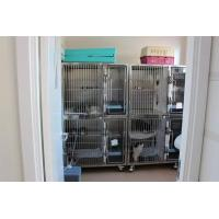Metal Shelter Cat Kennels : Different sizes medical veterinary equipment stainless