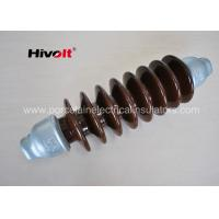 China 46 KV Station Post Insulators , Suspension Type Insulator Self Cleaning wholesale
