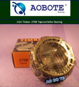 China OEM P5 Timken Taper Roller Bearings For Printing , High Speed Roller Bearings wholesale