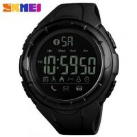 Quality Skmei Smart Bluetooth PU Strap Multifunction Outdoor Sport Wrist Watches Support for sale