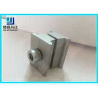 Double Pipe Flat Parallel Connection Aluminum Tubing Joints For Industrial Logistics AL-6B