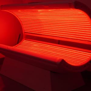 China Skin Care Red Light Therapy Bed 660nm 850nm Photodynamic Salon Beauty Pod wholesale