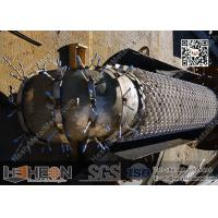 """China Stainless Steel 316 Hex Metal Grid with lances 1"""" and ¾"""" thick   China Hexmesh Factory wholesale"""