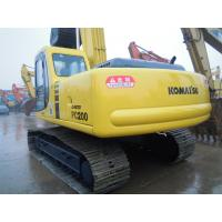 China Komatsu pc200 excavator pc200-6 Japan 2003, also pc200-7/-8 for sale wholesale