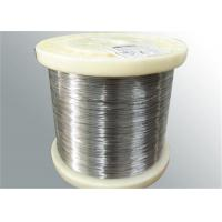 China Bright Surface 201 304 316L Stainless Steel Wire Cold Drawn And Annealed Craft on sale