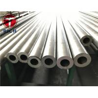 China Bs6323-4 Standard Dom Steel Tube Seamless Od 5 - 220 Mm With Round Shape wholesale