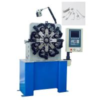 China Small Extension Spring Machine Consists Of Cam Axis / Spring Winder Machine wholesale
