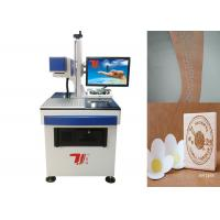 China Wood Laser Engraving Machine / Co2 Laser Engraver Air Switch Installed wholesale