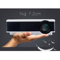 China Digital Multimedia Portable LED Home Movie Theater Projector Dustproof 800x480 wholesale