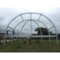 China 16m Span Outdoor Aluminum  Stage  Truss For Concert Truss , Corrosion Resistance wholesale