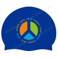 China Cheap Custom Silicone Swim Cap wholesale