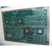 China OEM Rigid - flexible Immersion Gold 12 layer PCB board assembly with UL, RoHS Certificate wholesale
