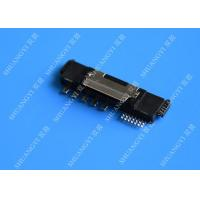 China Lightweight SMT 22 Pin Power Supply SATA Connector With LCP Housing wholesale
