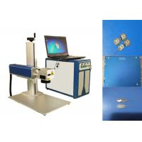 China Fiber Laser Marking Machine For Stainless Steel Cheapest , Metal Marking Machine wholesale