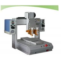 China 300W Automated Dispensing Machines 3 Axis Single Working Optional Dispensing Path wholesale