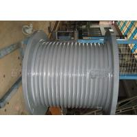 China High Strength Steel Whole Winch Drum for Hoist Equipment and Towing Winch wholesale